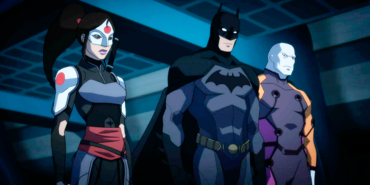 Overall, Outsiders is unmistakably Young Justice, and is made that much  better with a little more blood and swearing, adding even more maturity to  some of ...