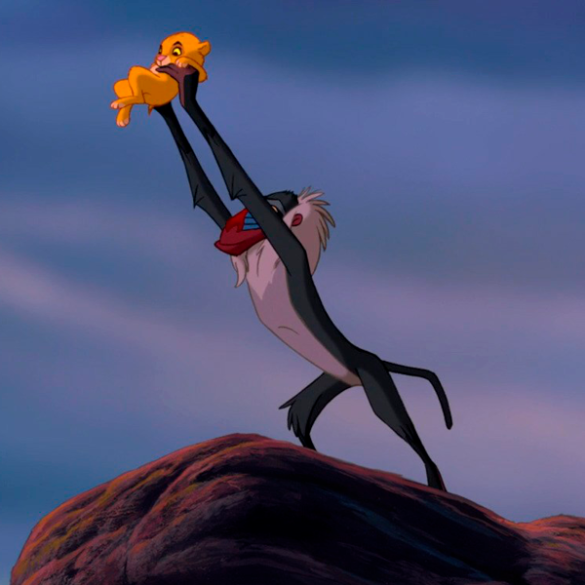 The Making of Disney's The Lion King
