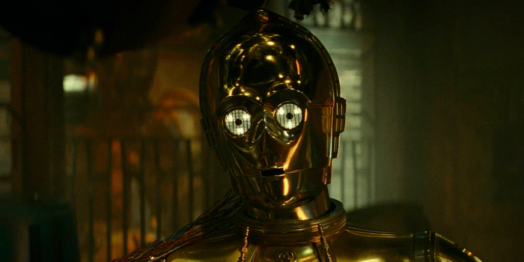 Star Wars The Rise of Skywalker - C3PO