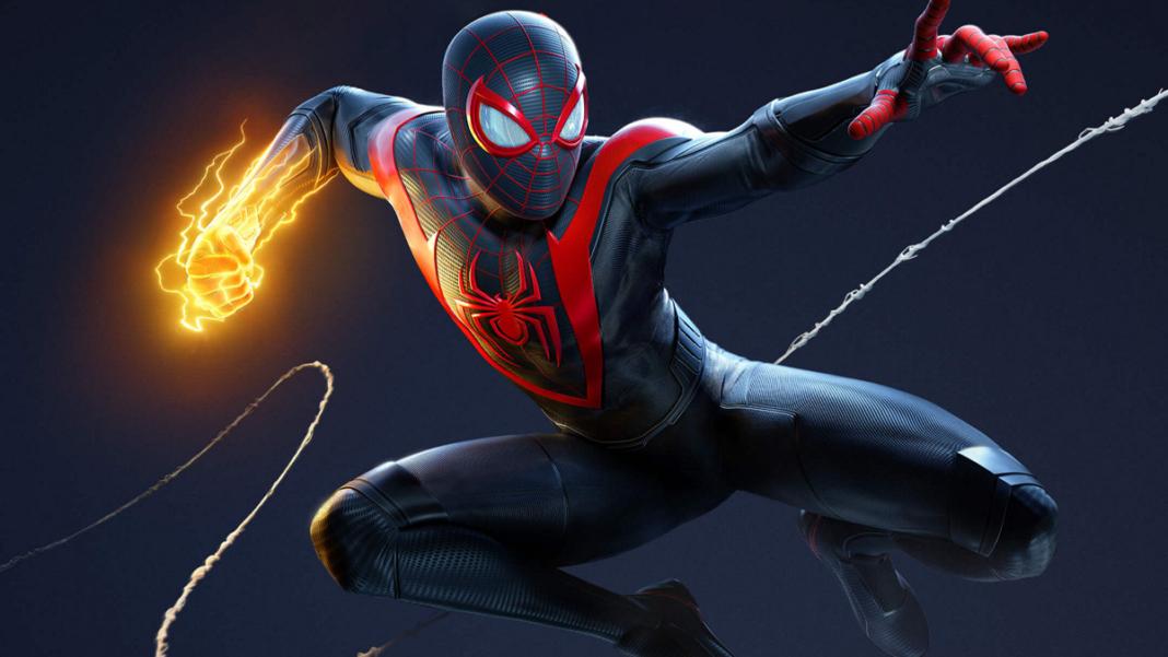Spider-Man: Miles Morales - Social Cover