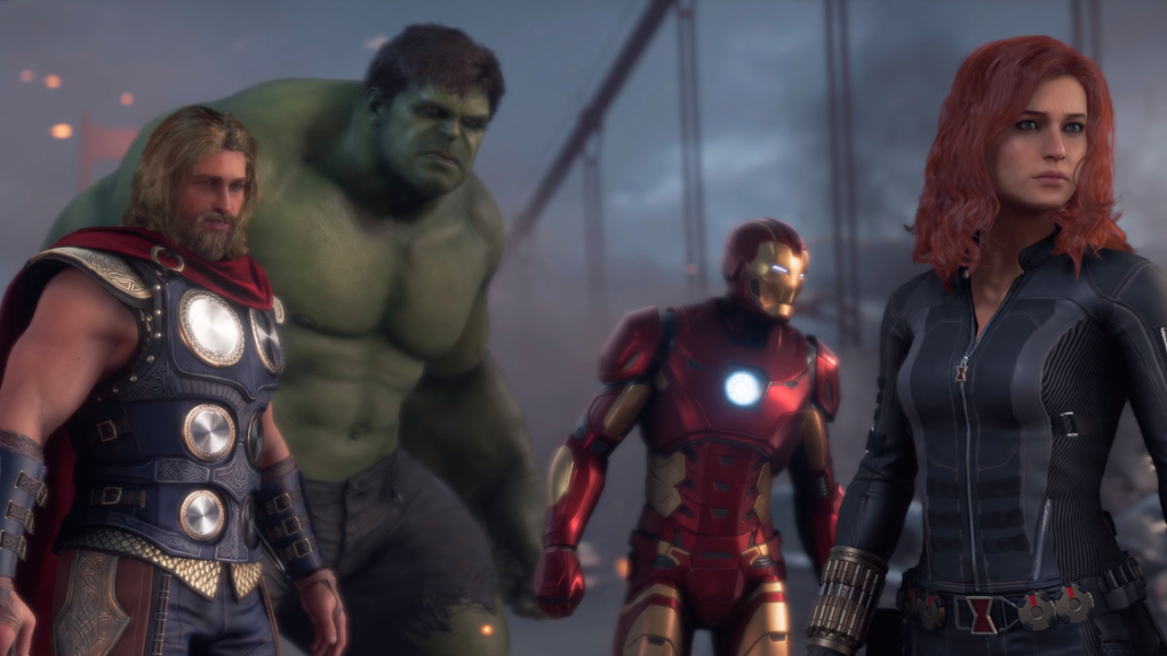 Avengers - Site Cover