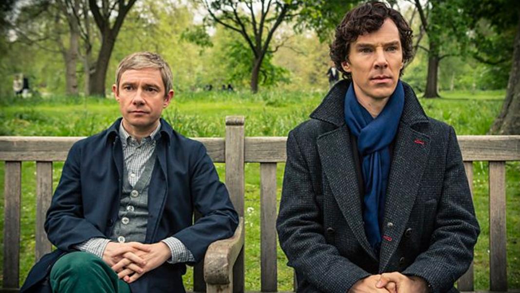 Sherlock Ten Years Later - Holmes and Watson