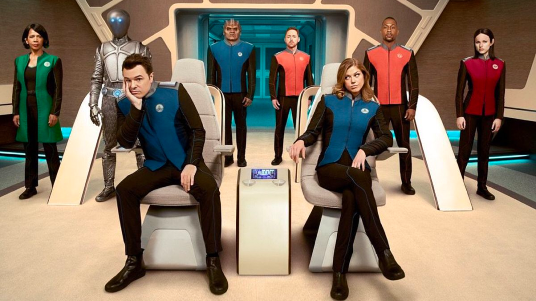 The Orville - Site Cover