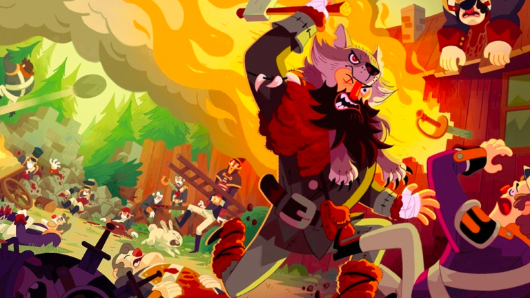 How Bloodroots Combines Chaos, Creativity, and Carrots into Something Special