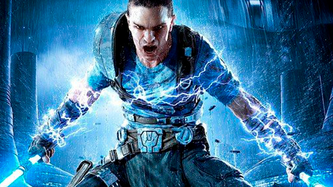 The Force Unleashed - Site Cover