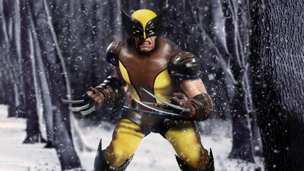 Mezco Wolverine - Cover