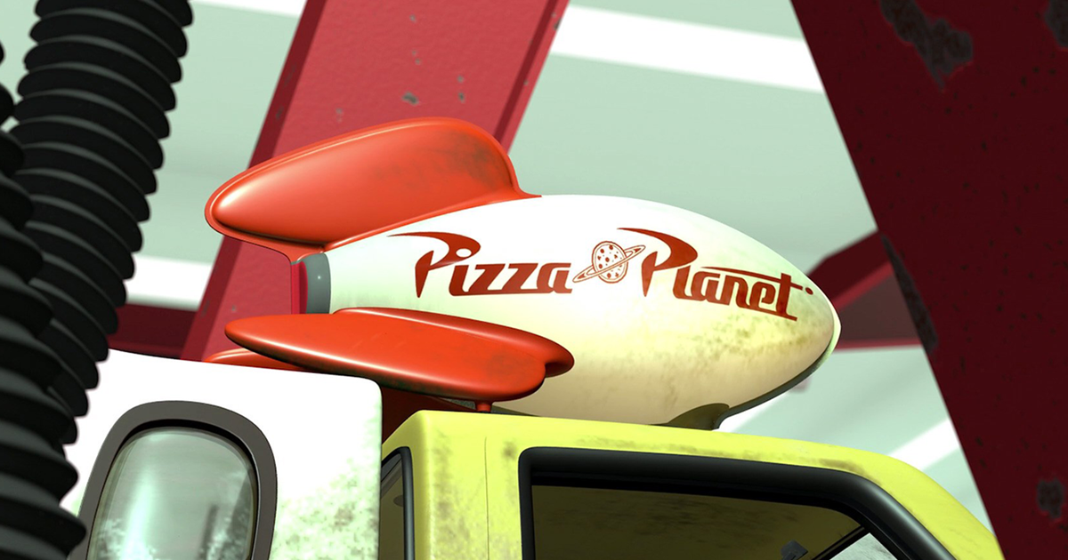 The Top 25 Pixar Easter Eggs References And Cameos The