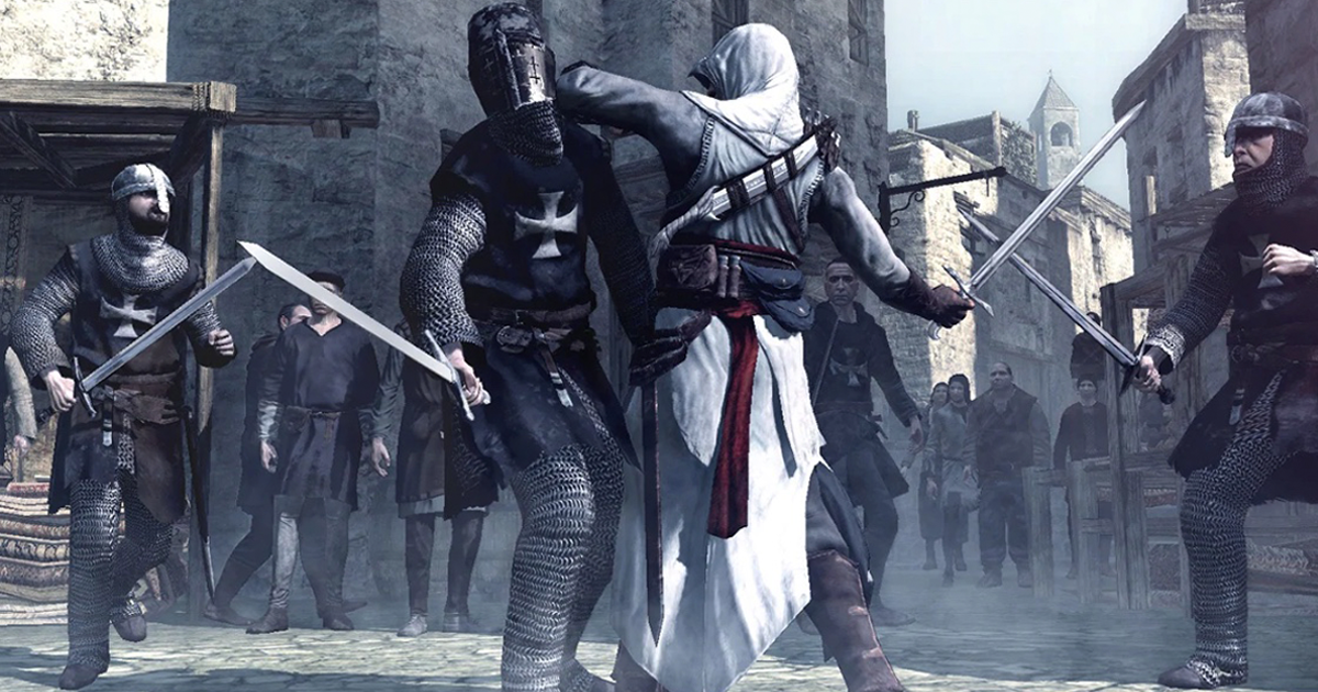 A Brief Ish History Of Assassin S Creed The Opinion Arcade