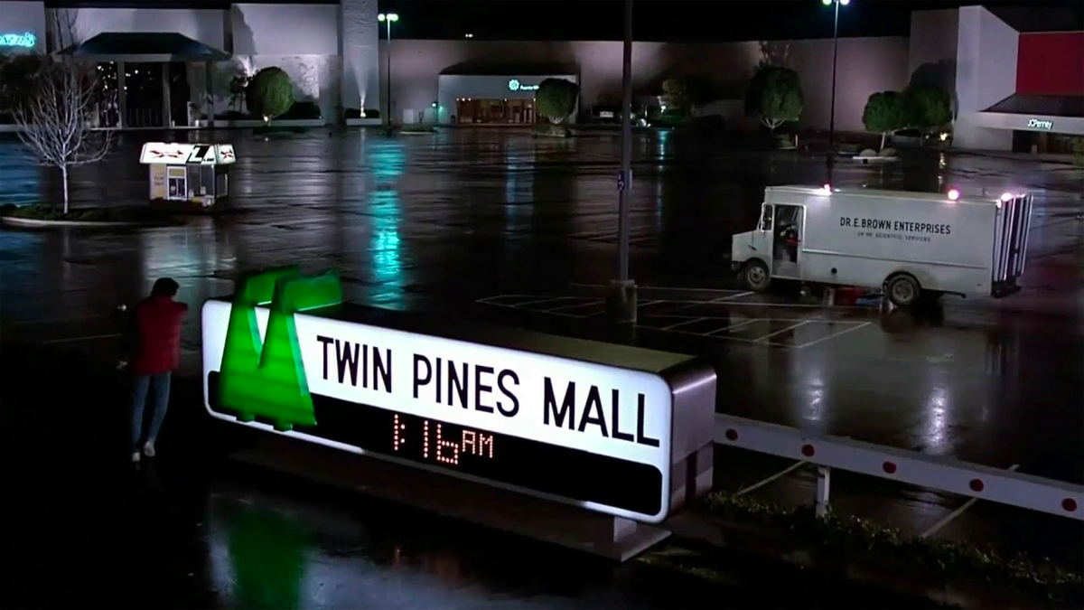 Back to the Future - Twin Pines
