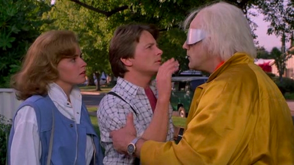 Back to the Future - Back from the Future