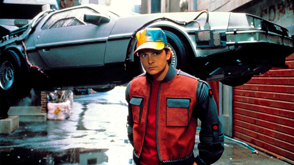 Back to the Future - Back to the Future II