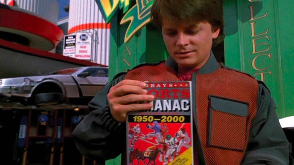 Back to the Future - Almanac