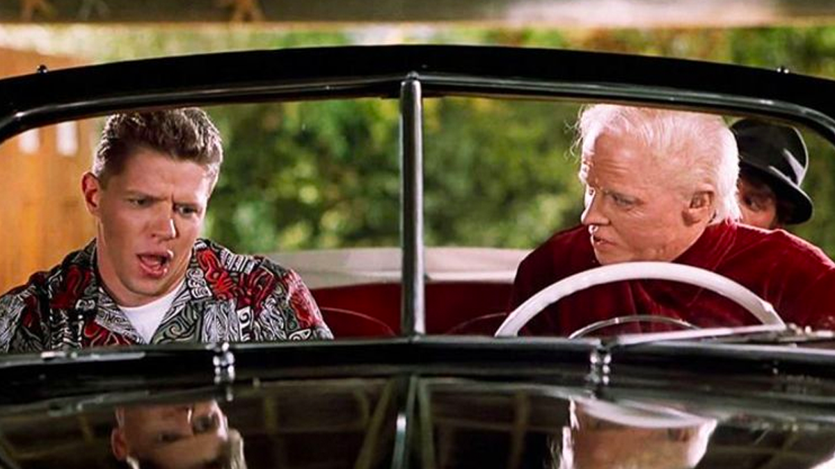 Back to the Future - Two Biffs