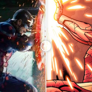 The Best Comic Book Panels Recreated in the MCU Cover