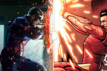 The Best Comic Book Panels Recreated in the MCU