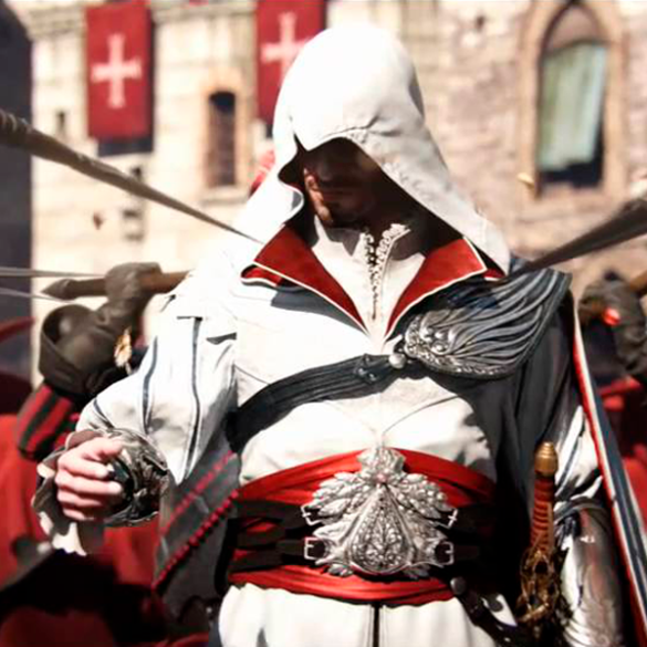 A Look Back at the Cinematic Trailers of Assassin's Creed - Cover