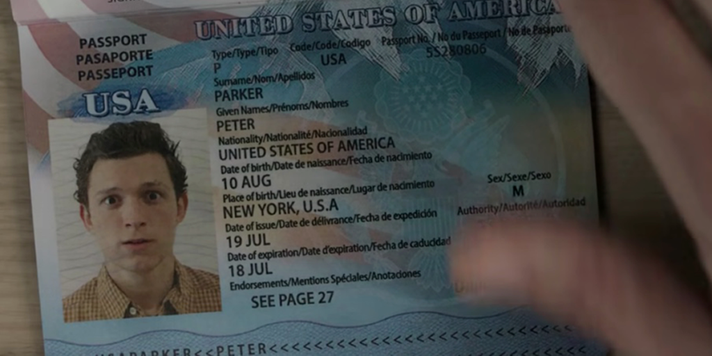 Spider-Man: Far From Home Easter Eggs, References and Cameos - Peter's Passport