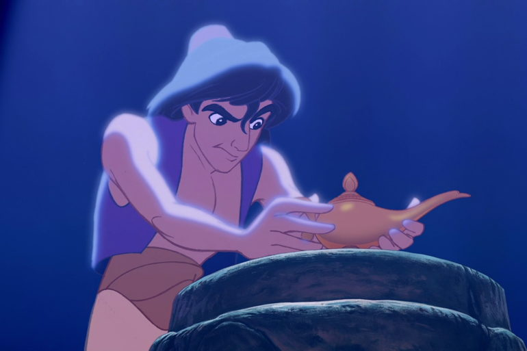 The Making of Disney's Aladdin