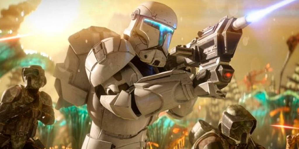 Battlefront 2 - Commando