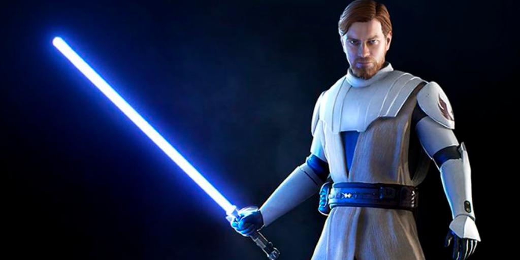 Battlefront 2 - Obi-Wan