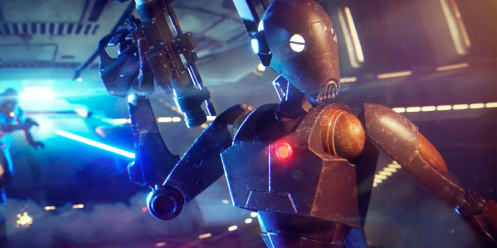 Battlefront 2 - Droid Commando