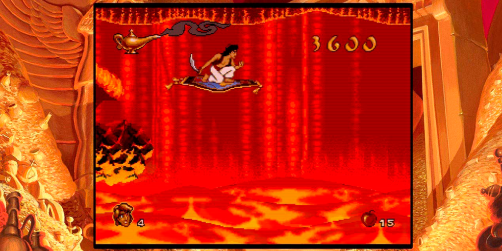 Disney Aladdin and Lion King Screen Shot 1