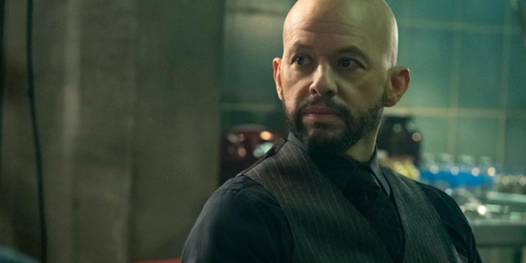 Arrowverse - Supergirl Lex Luthor