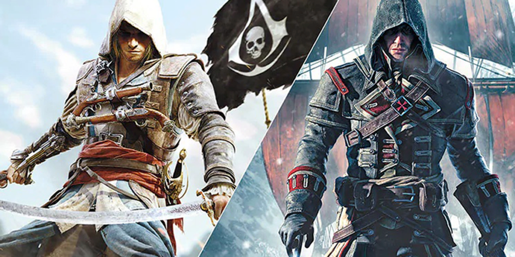How Assassin's Creed: The Rebel Collection Delivers a Fitting Sense of Freedom Cover