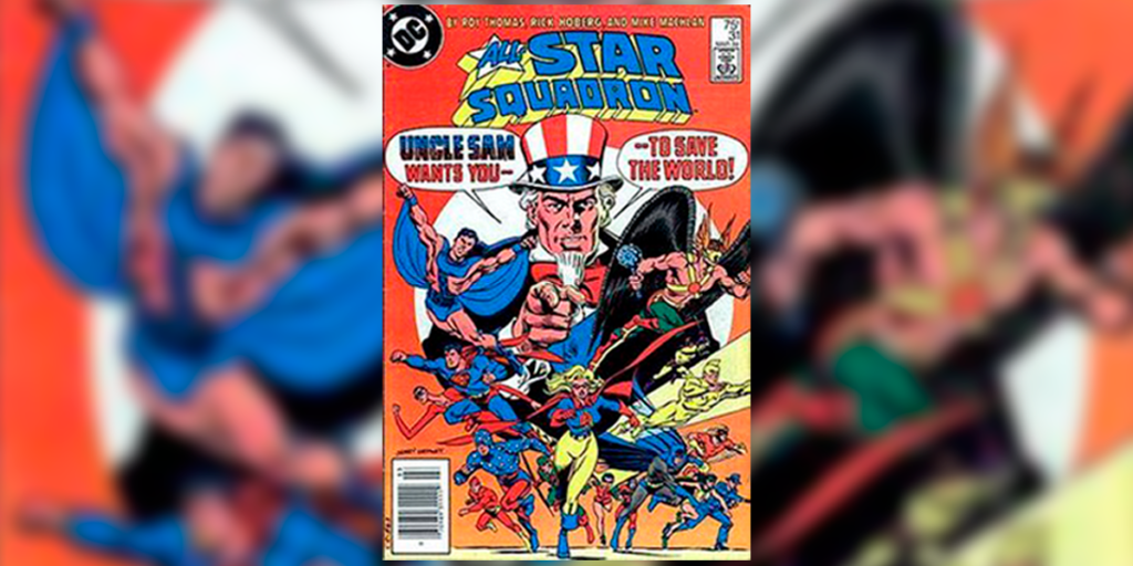 DC Comics - All Star Squadron