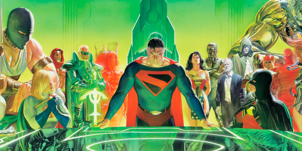 DC Comics - Kingdom Come