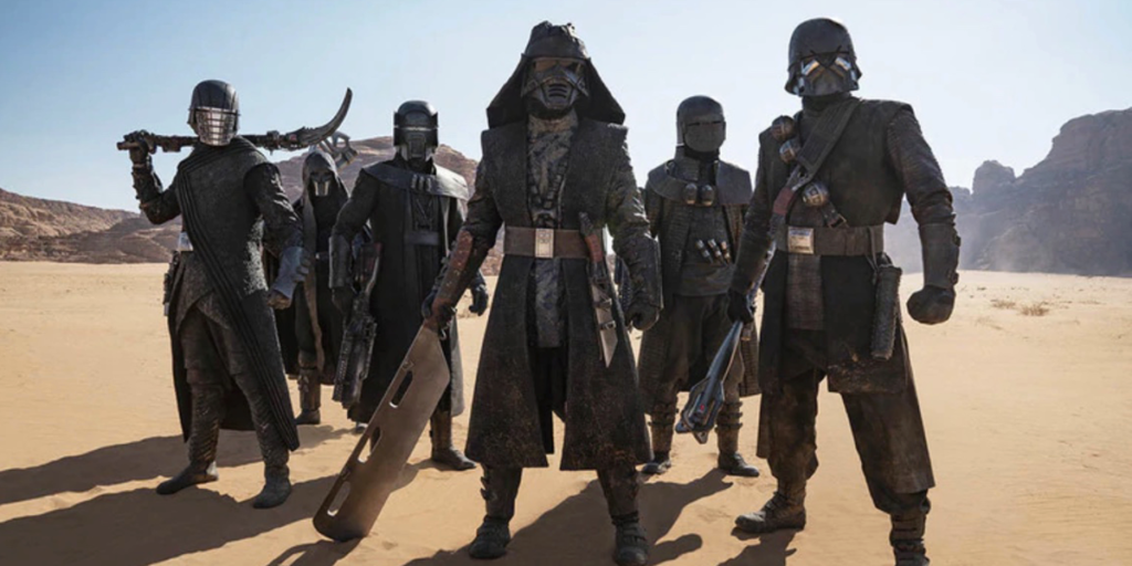 Star Wars The Rise of Skywalker's Best Easter Eggs, References, and Cameos - The Knights of Ren