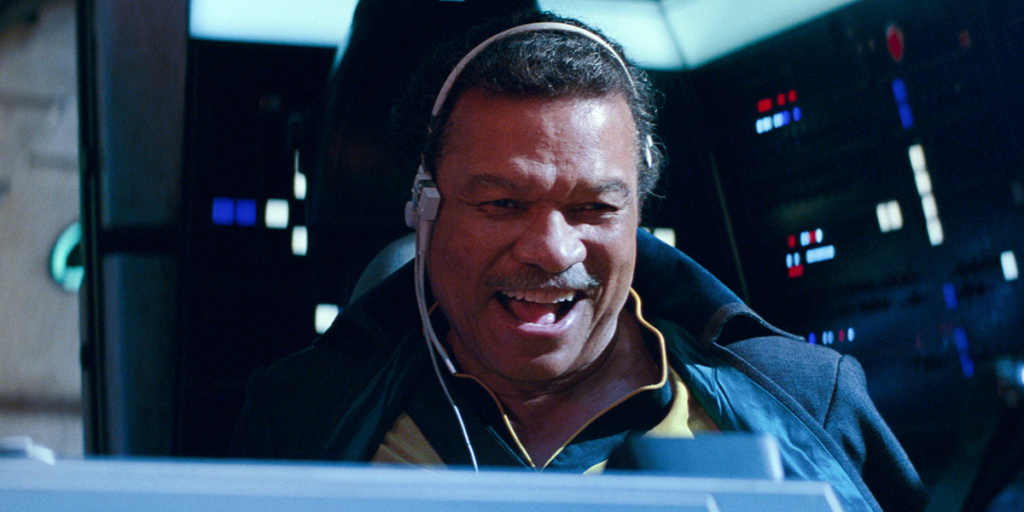 Star Wars The Rise of Skywalker's Best Easter Eggs, References, and Cameos - Lando