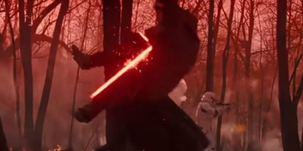 Star Wars The Rise of Skywalker's Best Easter Eggs, References, and Cameos - Mustafar