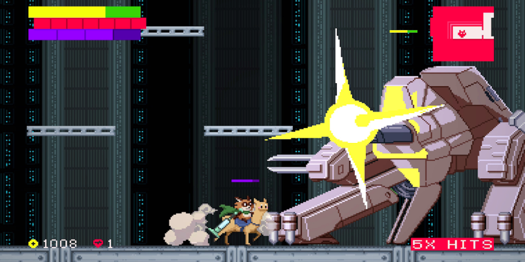 How SuperEpic: The Entertainment War Combines Satire, Pigs, and Solid Gameplay Screenshot 2