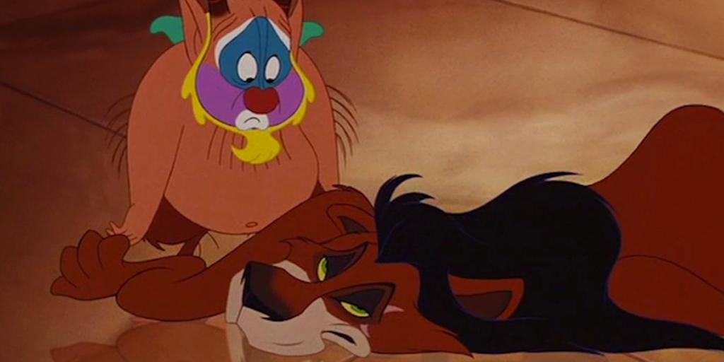 Disney's Hercules' Best Easter Eggs - Scar