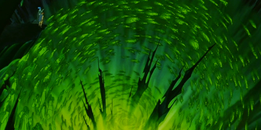 Disney's Hercules' Best Easter Eggs - Underworld
