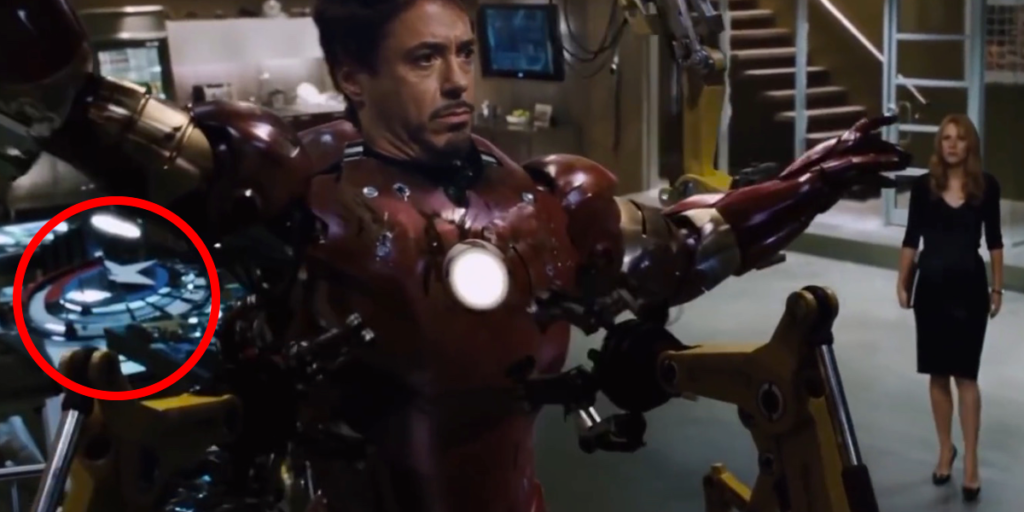 Iron Man's Best Easter Eggs, References, and Cameos - The Shield
