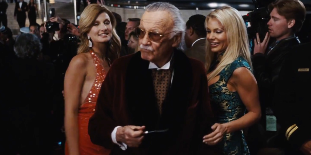 Iron Man's Best Easter Eggs, References and Cameos - Stan Lee