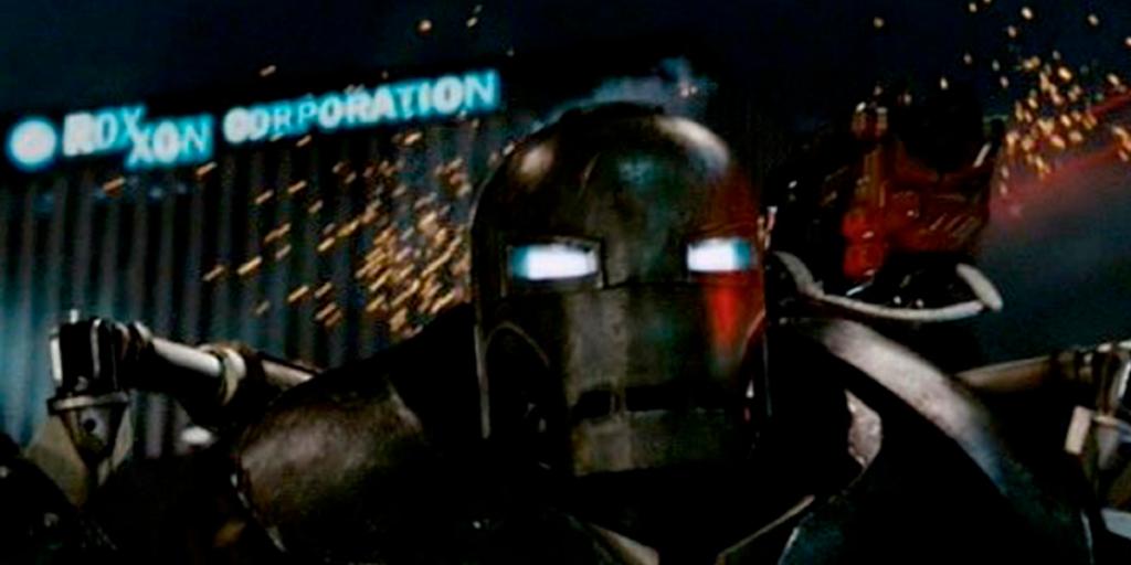Iron Man's Best Easter Eggs- Roxxon