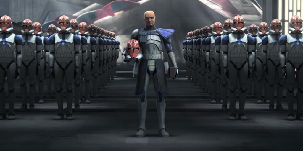 Star Wars The Clone Wars Season Seven Trailer Breakdown - Ahsoka's Troops