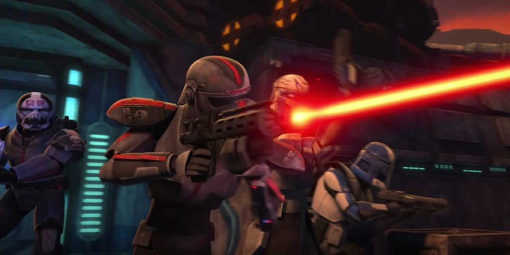 Star Wars The Clone Wars Season Seven Trailer Breakdown - Bad Batch