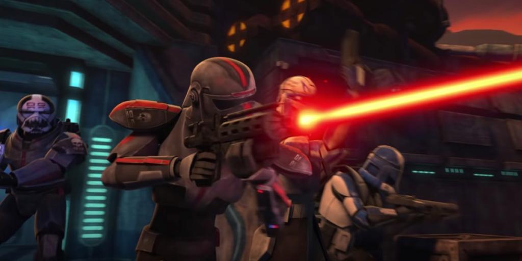 Star Wars The Clone Wars Season Seven Trailer Breakdown - Bad Batch