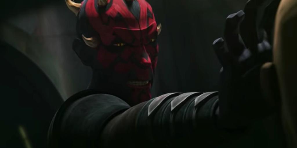 Star Wars The Clone Wars Season Seven Trailer Breakdown - Maul's Interrogation