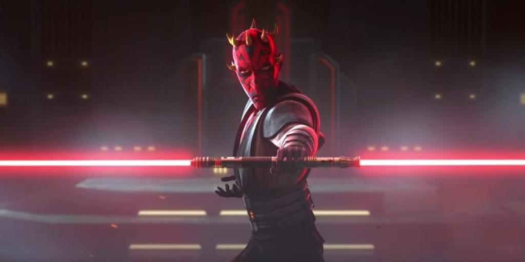 Star Wars The Clone Wars Season Seven Trailer Breakdown - Maul