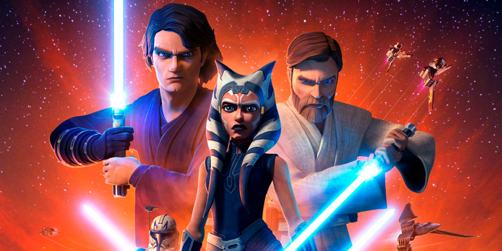 Star Wars The Clone Wars Season Seven Trailer Breakdown - Poster