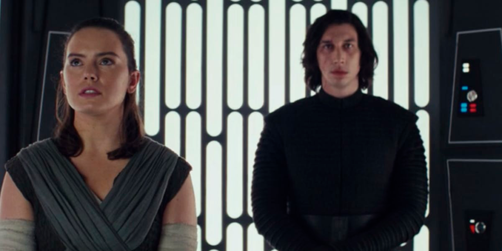 The Rise of Skywalker's New Twist on the Link Between Kylo Ren and Rey Explained - The Last Jedi Elevator