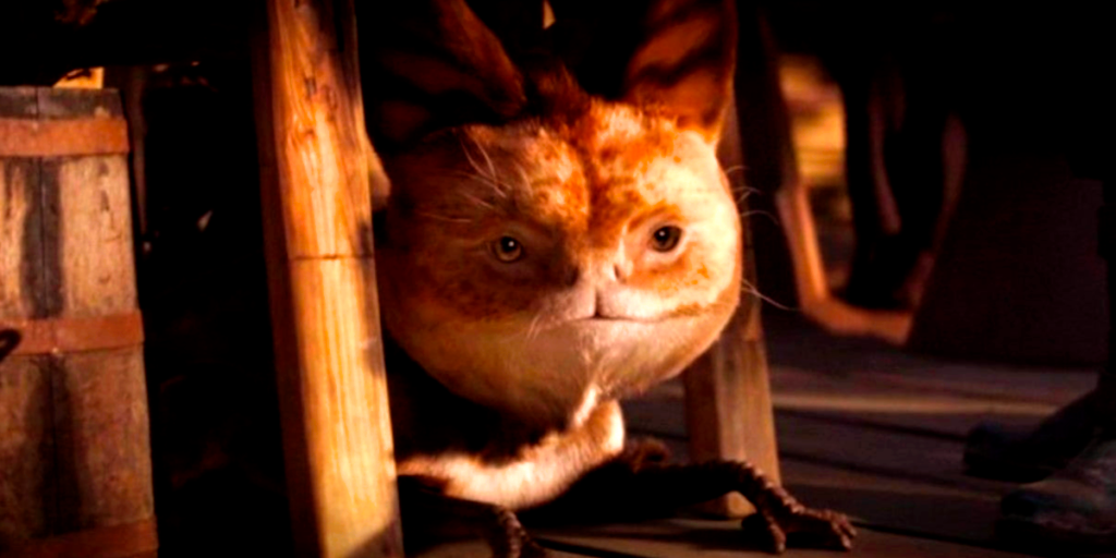 The Mandalorian Season 1's Best Easter Eggs - Loth Cat