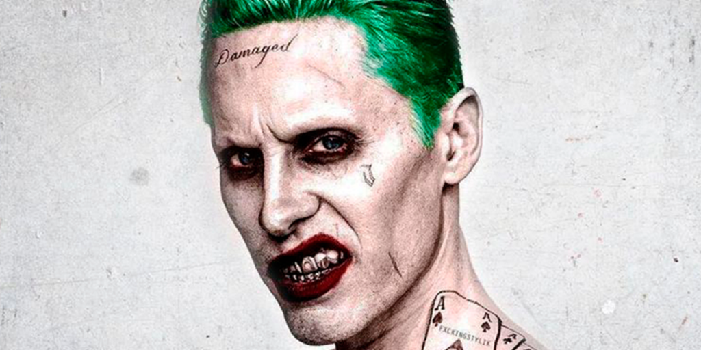 How Birds of Prey's Connects to the Wider DCEU - Leto Joker 2