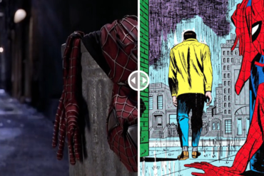 The Best Comic Book Panels Recreated in Spider-Man Movies - Cover