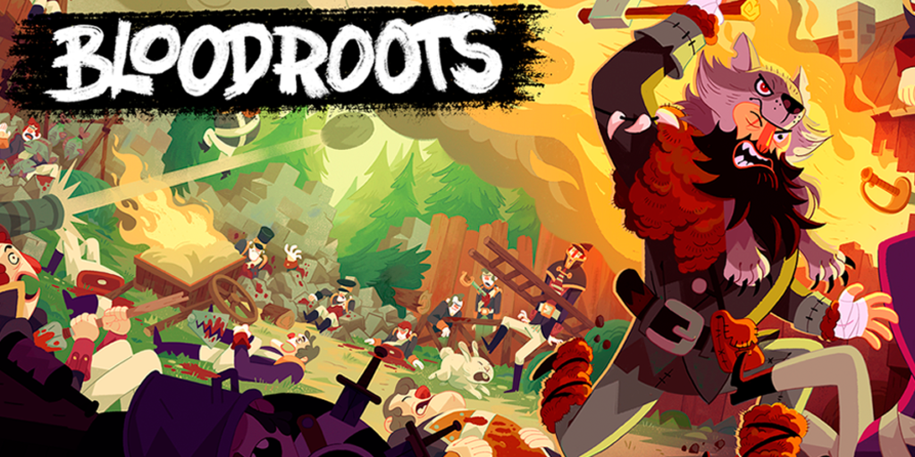Bloodroots Combines Chaos, Creativity, and Carrots into Something Special - Key Art